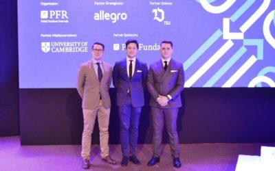 Gala finałowa Szkoły Pionierów PFR