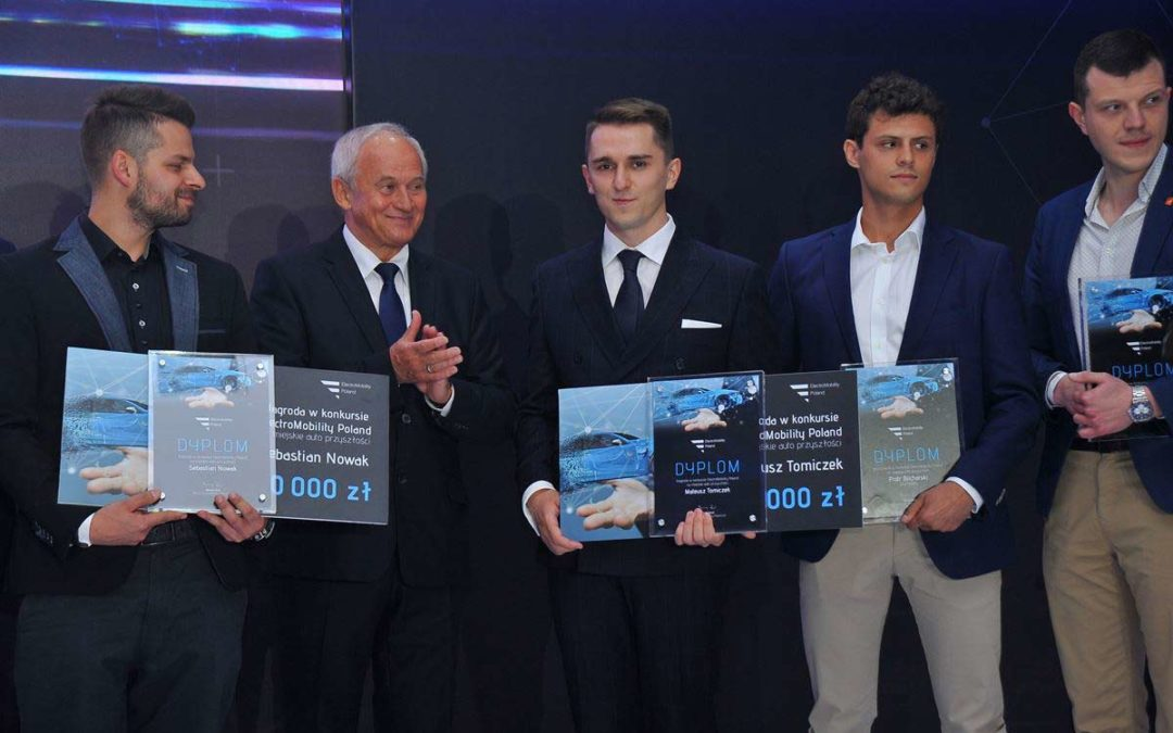 Finał Konkursu na polski samochód elektryczny