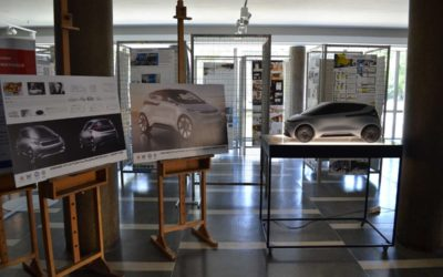Exhibition of the CURIE project