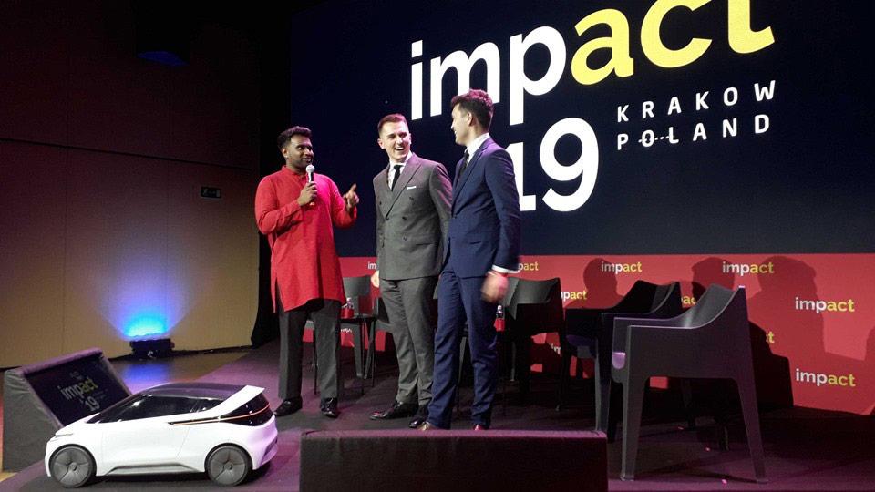 ImpactCEE in Krakow