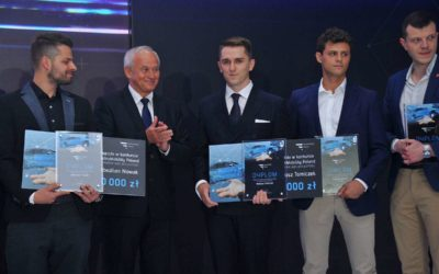 Finalist of the Polish Electric Car Competition